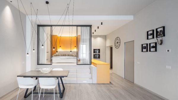 小戶型大空間?室內裝修設計怎么做