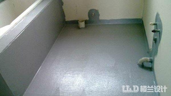 室内装修设计防水工程