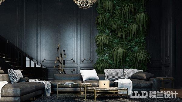 室内装修设计,客厅背景墙怎么选