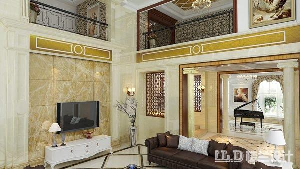 二层半别墅设计的费用大概是多少