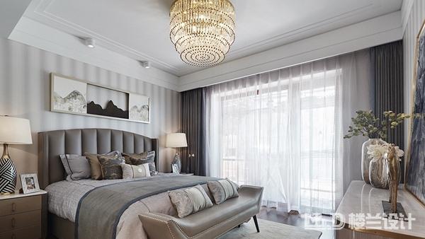 别墅的主卧室,怎么设计更完美