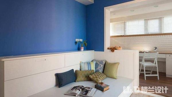 大平层房子轻奢风装修使用硅藻泥如何配色