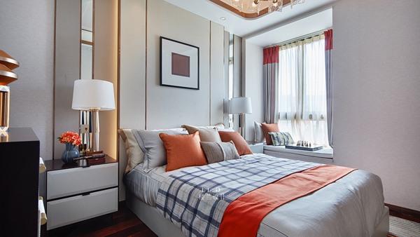 郑州家庭装修次卧空间设计