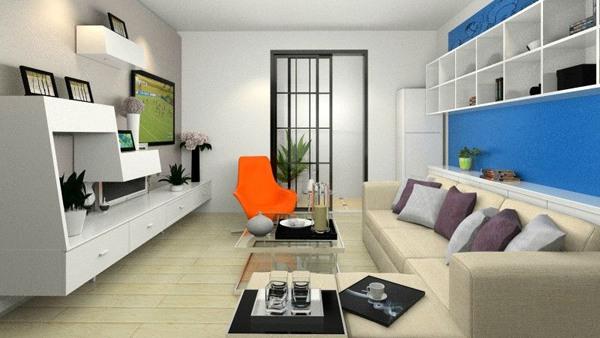 小公寓大空间装修攻略