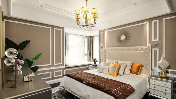 郑州家庭装修设计效果图