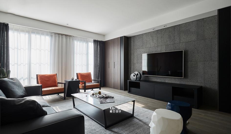 现代时尚家居装修设计效果图