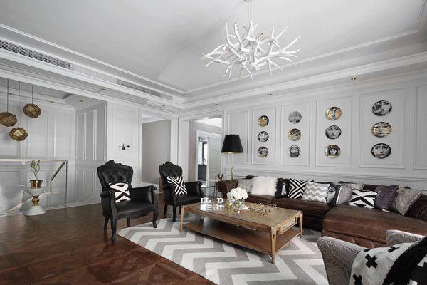 别墅室内设计效果图